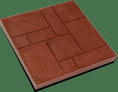 Плитка красная